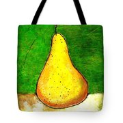 A Pear 2 Tote Bag