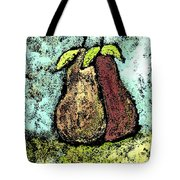 A Pear Pair Tote Bag