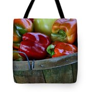 A Peck Of Peppers Tote Bag