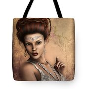 A Perfect Beauty Tote Bag