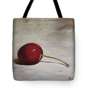 A Perfect Cherry Tote Bag