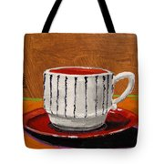 A Perfect Cup Tote Bag