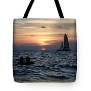 A Perfect Days End Tote Bag