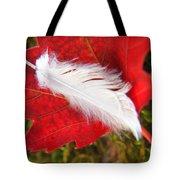 A Perfect Fall Tote Bag