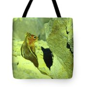 A Perky Chipmunk  Tote Bag