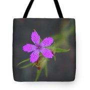 A Perky Little Blossom  Tote Bag