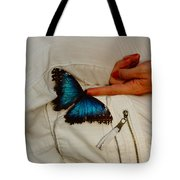 A Personal Touch Tote Bag