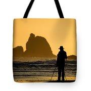 A Photographer  Tote Bag