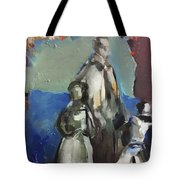 A Piece Of Art Tote Bag