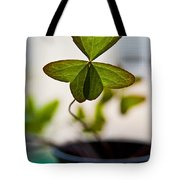 A Piece Of Luck Tote Bag