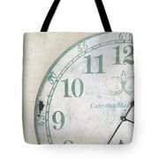 A Piece Of Time Tote Bag