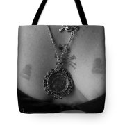 A Pirates Treasure Chest Tote Bag by David Lee Thompson