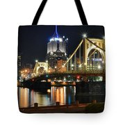 A Pittsburgh Panorama Tote Bag