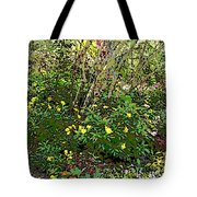 A Place Along The Way To Stop And Rest Tote Bag by Eikoni Images