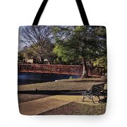 A Place For Day Dreaming Tote Bag
