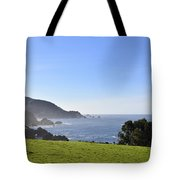 A Place I Dream Of Tote Bag