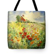 A Place To Be II Tote Bag
