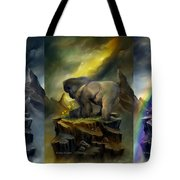 A Place To Be-to Grow-to Dream Tote Bag