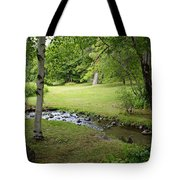 A Place To Dream Awhile Tote Bag