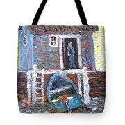 A Place To Get Away From It All Tote Bag