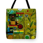 A Place To Grow II Tote Bag