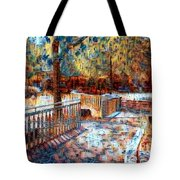 A Place To Hide Tote Bag