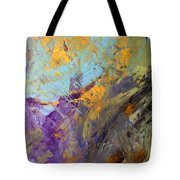 A Planet Outside The Milk Way Tote Bag