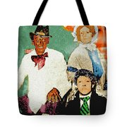 A Play In Three Acts Tote Bag