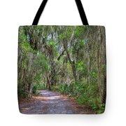 A Pleasant Stroll Tote Bag