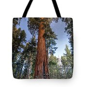 A Poem Lovely As A Tree.   Tote Bag