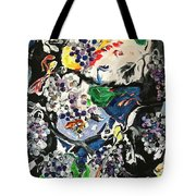 A Point Of View Tote Bag