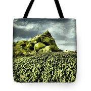 A Pointed Hilltop Tote Bag