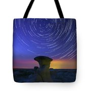 A Portal To Bisti Badlands Tote Bag