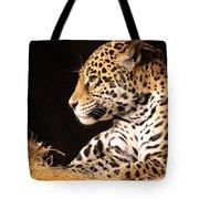A Portrait Tote Bag