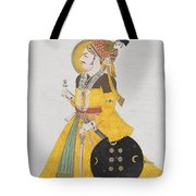 A Portrait Of Maharana Tote Bag
