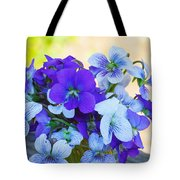 A Posy For Rachel Tote Bag