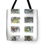 A Potters Garden Tote Bag
