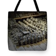 A Potter's Storehouse Tote Bag