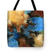 A Precious Few Abstract Tote Bag