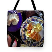 A Provence Luncheon Tote Bag