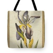 A Purple Iris Tote Bag