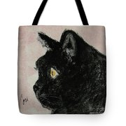 A Purrfect Vision Tote Bag