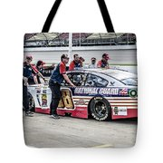 A Pust To Win Tote Bag