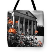 A Quaint Southern Town Tote Bag