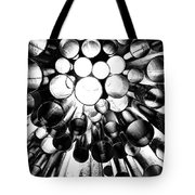 A Question Of Perspective 2 Sibelius Monument Tote Bag