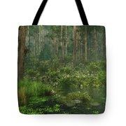 A Quiet Moment Tote Bag