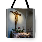 A Quiet Moment With God Tote Bag