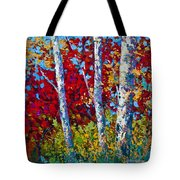 A Quiet Pause Tote Bag
