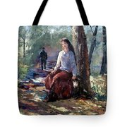A Quiet Season Tote Bag