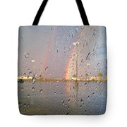 A Rainbow In My World #3 Tote Bag